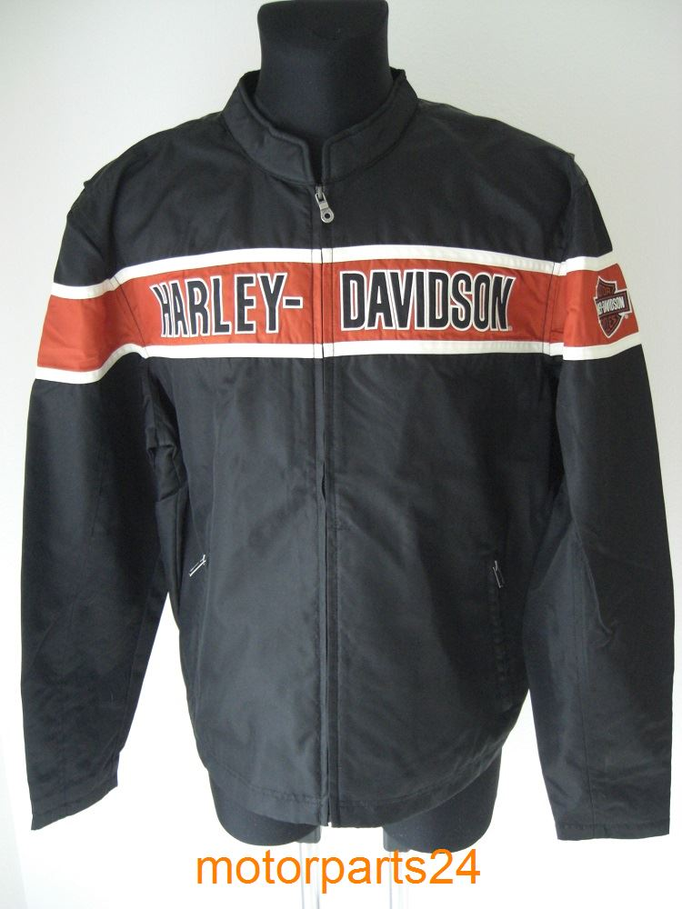 harley davidson generations jacket mens 98537 14vm xlarge. Black Bedroom Furniture Sets. Home Design Ideas