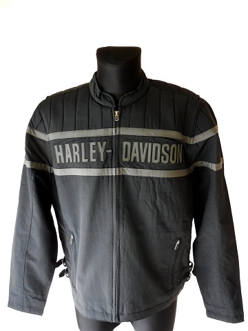 harley davidson classic cruiser bar shield jacke 98538. Black Bedroom Furniture Sets. Home Design Ideas