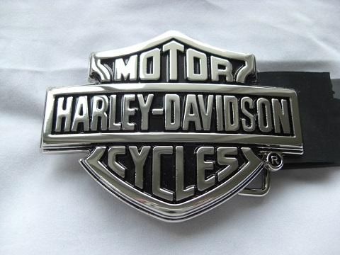 harley davidson logo g rtelschnalle g rtel schnalle belt. Black Bedroom Furniture Sets. Home Design Ideas