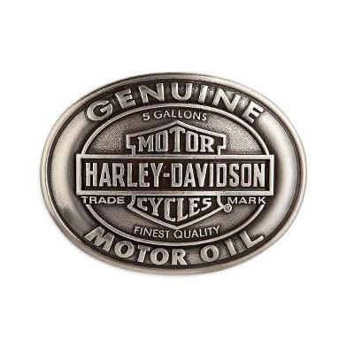 harley davidson g rtelschnalle g rtel schnalle motor oil. Black Bedroom Furniture Sets. Home Design Ideas